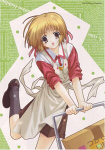 Rating: Safe Score: 6 Tags: bleed_through comic_party kimizuka_aoi tsukamoto_chisa User: wandaba