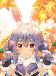 Rating: Safe Score: 5 Tags: animal_ears bunny_ears hololive maziyabakune usada_pekora User: Mr_GT