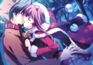 Rating: Safe Score: 51 Tags: christmas inui_sana izumi_tsubasu mashiroiro_symphony overfiltered User: ghoulishWitchhx