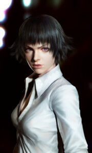 Rating: Safe Score: 22 Tags: capcom cg devil_may_cry devil_may_cry_3 dress_shirt heterochromia lady User: Radioactive