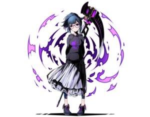 Rating: Safe Score: 29 Tags: divine_gate heels megane ucmm weapon User: saemonnokami