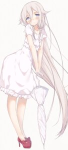 Rating: Safe Score: 47 Tags: dress heels ia_(vocaloid) kayahara_(artist) umbrella vocaloid User: WhiteExecutor