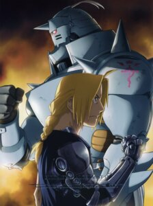 Rating: Safe Score: 15 Tags: alphonse_elric edward_elric fullmetal_alchemist male User: charunetra