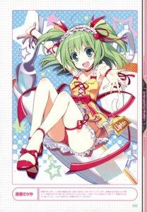 Rating: Questionable Score: 48 Tags: dress liptan loli pantsu takahashi_tetsuya User: donicila
