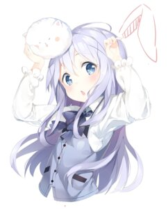 Rating: Safe Score: 58 Tags: gochuumon_wa_usagi_desu_ka? kafuu_chino tippy_(gochuumon_wa_usagi_desu_ka?) umibouz waitress User: nphuongsun93