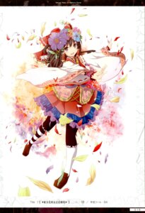 Rating: Safe Score: 33 Tags: akeboshi_kagayo hakurei_reimu takemikazuki touhou User: Radioactive