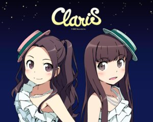 Rating: Safe Score: 18 Tags: alice_(claris) clara claris kanzaki_hiro wallpaper User: claris