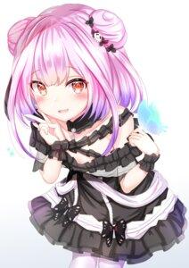Rating: Questionable Score: 9 Tags: gothic_lolita hololive lolita_fashion uruha_rushia yuano User: BattlequeenYume