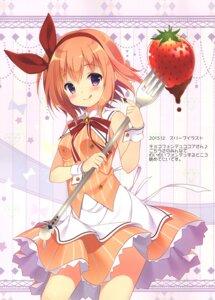 Rating: Safe Score: 31 Tags: chocolate_cube dress gochuumon_wa_usagi_desu_ka? hoto_cocoa miwa_futaba User: kiyoe