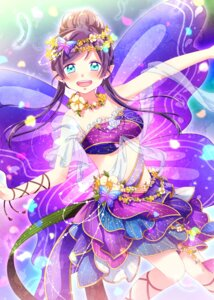 Rating: Safe Score: 11 Tags: hina_(hinalovesugita) love_live! pointy_ears toujou_nozomi wings User: charunetra