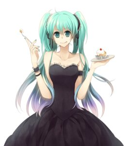Rating: Safe Score: 17 Tags: dress eto_ichika hatsune_miku vocaloid User: Radioactive