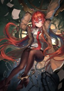 Rating: Safe Score: 41 Tags: heels makise_kurisu pantyhose steins;gate tamarashi User: Mr_GT
