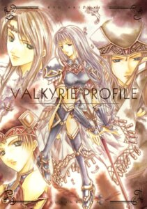 Rating: Safe Score: 4 Tags: akizuki_ryou valkyrie_profile User: Radioactive
