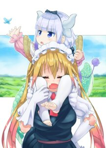 Rating: Safe Score: 23 Tags: feet horns kanna_kamui kobayashi-san_chi_no_maid_dragon maid matsukawa_li tooru_(kobayashi-san_chi_no_maid_dragon) User: Mr_GT