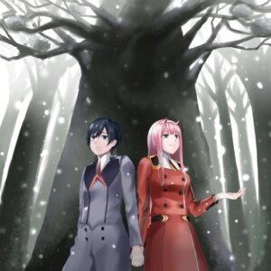 Rating: Safe Score: 3 Tags: darling_in_the_franxx hiro_(darling_in_the_franxx) horns minato2818 uniform zero_two_(darling_in_the_franxx) User: Михайлович
