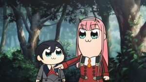 Rating: Safe Score: 6 Tags: cosplay darling_in_the_franxx hiro_(darling_in_the_franxx) horns murasaki_saki pipimi pop_team_epic popuko uniform zero_two_(darling_in_the_franxx) User: 김도엽