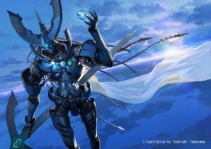 Rating: Safe Score: 21 Tags: mecha takayama_toshiaki User: blooregardo