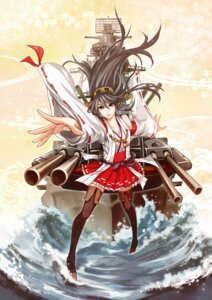 Rating: Safe Score: 26 Tags: haruna_(kancolle) iyokamioto japanese_clothes kantai_collection thighhighs User: Mr_GT