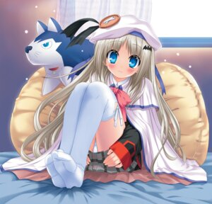 Rating: Questionable Score: 22 Tags: feet key kud_wafter little_busters! loli na-ga noumi_kudryavka pantsu seifuku thighhighs User: marechal