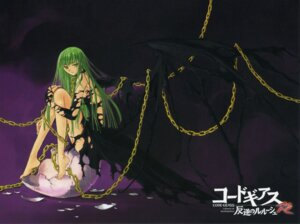 Rating: Questionable Score: 26 Tags: bondage c.c. clamp code_geass fixme screening torn_clothes User: Aurelia