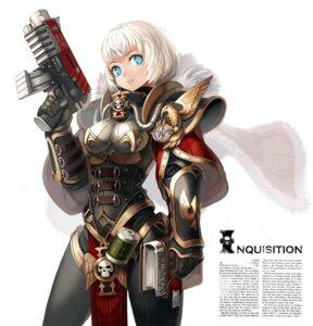 Rating: Safe Score: 43 Tags: armor gun warhammer_40k xil User: Radioactive