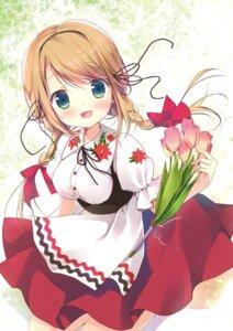 Rating: Safe Score: 19 Tags: canvas+garden dress miyasaka_nako tagme User: lightsnow