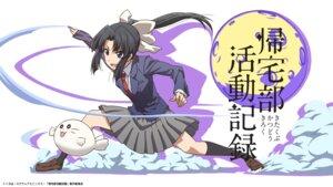 Rating: Safe Score: 16 Tags: azarashi kitakubu_katsudou_kiroku oohagi_botan seifuku wallpaper User: akusiapa