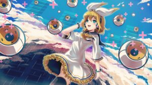 Rating: Safe Score: 22 Tags: 40hara kagamine_rin thighhighs vocaloid User: 23yAyuMe