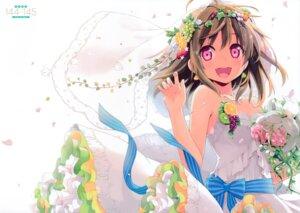 Rating: Safe Score: 69 Tags: dress eretto wedding_dress User: akagiss