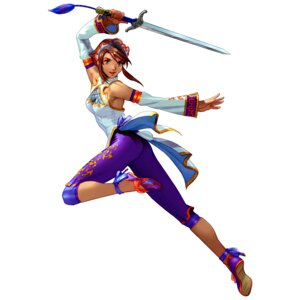 Rating: Questionable Score: 9 Tags: asian_clothes ass chai_xianghua kawano_takuji namco no_bra soul_calibur sword User: Yokaiou
