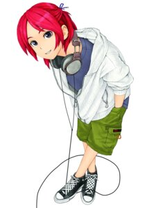 Rating: Safe Score: 8 Tags: headphones yanmar User: charunetra