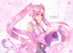 Rating: Safe Score: 24 Tags: hatsune_miku sakura_miku vocaloid weed_(astarone) User: Riven