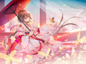 Rating: Safe Score: 48 Tags: asian_clothes tid umbrella vocaloid yuezheng_ling User: Mr_GT