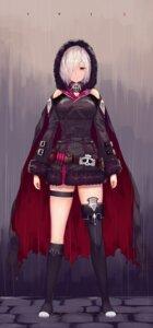 Rating: Safe Score: 20 Tags: garter shadowverse shingeki_no_bahamut tagme thighhighs yamato_(muchuu_paradigm) User: Dreista