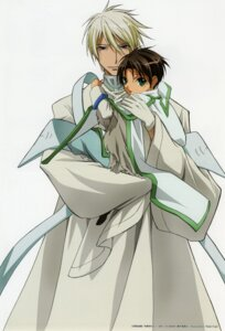 Rating: Safe Score: 3 Tags: 07-ghost fujii_maki male raggs_kreuz_fea teito_klein User: Radioactive