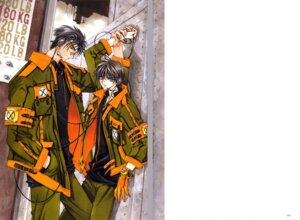Rating: Safe Score: 5 Tags: clamp gap male monou_fuuma shirou_kamui x yaoi User: Share