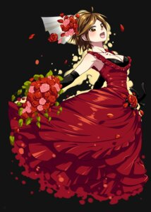 Rating: Questionable Score: 15 Tags: caffein cleavage dress meiko vocaloid User: Sataxia