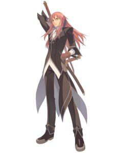 Rating: Questionable Score: 5 Tags: male richter_abend sword tales_of tales_of_symphonia tales_of_symphonia_dawn_of_the_new_world weapon User: Yokaiou