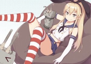 Rating: Safe Score: 66 Tags: bushinofuji kantai_collection rensouhou-chan shimakaze_(kancolle) thighhighs thong User: nphuongsun93