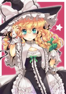 Rating: Safe Score: 9 Tags: kirisame_marisa n_saki touhou User: Nekotsúh