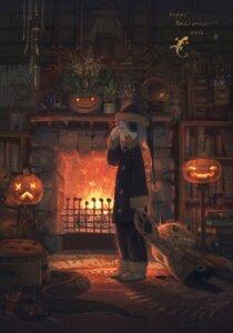 Rating: Safe Score: 19 Tags: eyepatch halloween pajama seeker User: blooregardo
