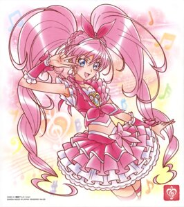 Rating: Safe Score: 9 Tags: houjou_hibiki pretty_cure suite_pretty_cure tagme thighhighs User: drop