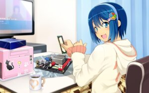 Rating: Safe Score: 54 Tags: madobe_nanami microsoft os-tan wakaba User: Amperrior