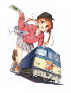 Rating: Safe Score: 36 Tags: kantoku scanning_resolution User: SubaruSumeragi