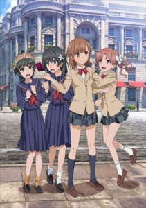 Rating: Safe Score: 19 Tags: misaka_mikoto saten_ruiko seifuku shirai_kuroko tanaka_yuuichi to_aru_kagaku_no_railgun to_aru_kagaku_no_railgun_t to_aru_majutsu_no_index uiharu_kazari yuri User: saemonnokami