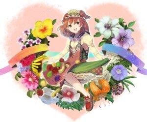 Rating: Safe Score: 21 Tags: dress goiro_(doukutsuwa) skirt_lift User: KazukiNanako