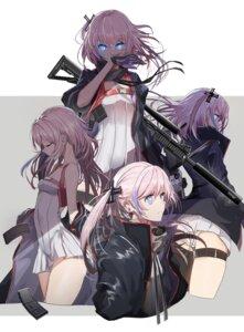 Rating: Safe Score: 30 Tags: ass dress garter girls_frontline gun pantsu swav tagme User: BattlequeenYume