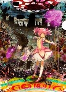 Rating: Safe Score: 32 Tags: akemi_homura dress kaname_madoka pantyhose puella_magi_madoka_magica User: Hatsukoi