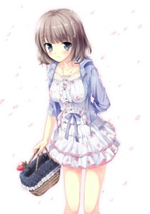 Rating: Safe Score: 109 Tags: dress kimishima_ao see_through User: Radioactive
