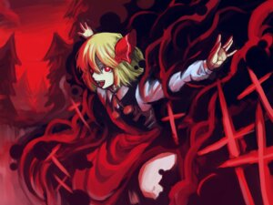 Rating: Safe Score: 10 Tags: hoshitetsu_ringo rumia touhou wallpaper User: Mr_GT